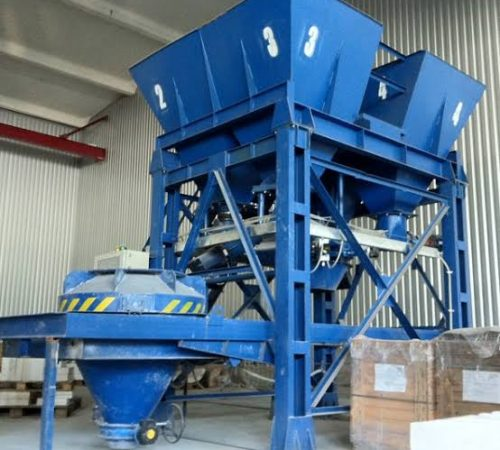 Crushing and grinding unit